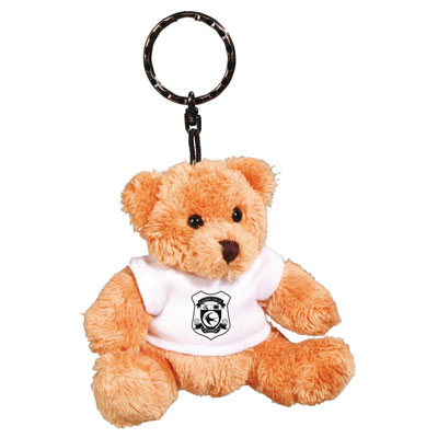 Image of Robbie Bear Key Ring and TShirt