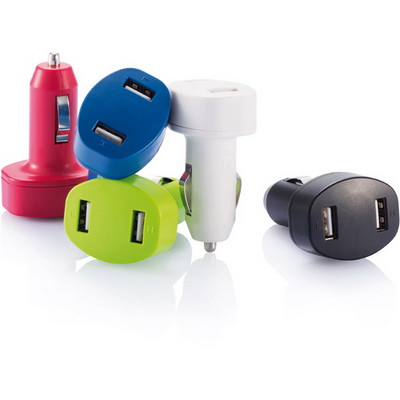 Image of Double USB Car Charger