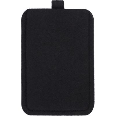 Image of Felt mobile phone pouch