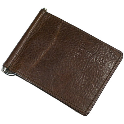 Image of Ashbourne Full Hide Leather Money Card Case