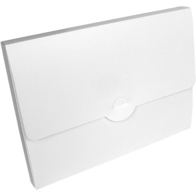 Image of Polypropylene Conference Box - Frosted White