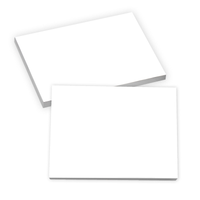 Image of BIC® 101 mm x 75 mm Basic 25 Sheet Adhesive Notepads