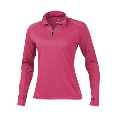 Image of Taza ladies knit quarter zip knit