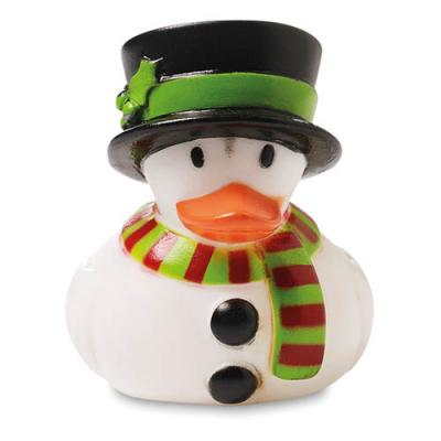 Image of Floating Duck Snowman