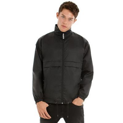 Image of B&C Men's Sirocco Lightweight Jacket