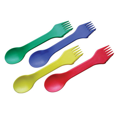 Image of Spoon Fork Combi