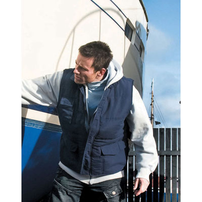 Image of Result Promo Mid Weight Bodywarmer