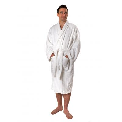 Image of Aztex Shawl Collar Egyptian Robe