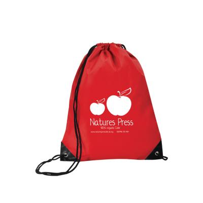 Image of Economy Drawstring Bag