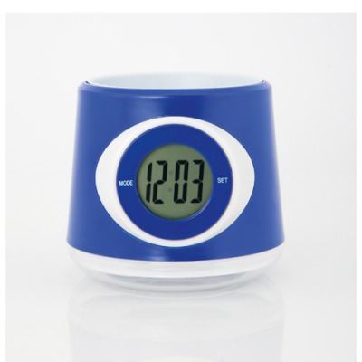 Image of Pot Desk Clock Zelmo