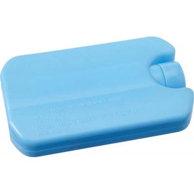 Image of 100% recyclable plastic (HDPE) ice pack