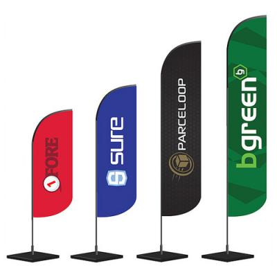 Image of Bat Fan S Advertising Flag 65 X 165 Cm